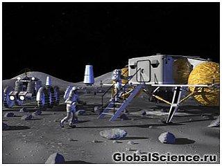 Россия начала переговоры о создании лунной базы