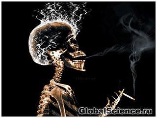 Курящие мужчины чаще страдают сумасшествием в зрелом возрасте