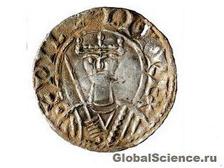 Унікальна монета XI століття була виявлена ??близько Глостера