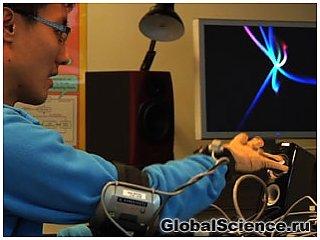 Новая технология превращает жестикуляцию в музыку
