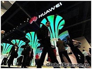 Компания Huawei выпустила новый сверхбыстрый смартфон