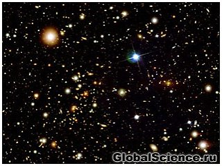 Обнаружен самый отдаленный галактический кластер