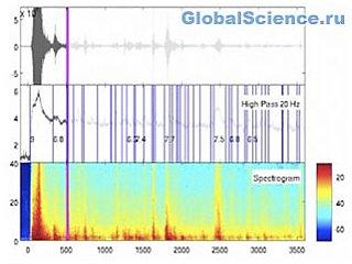 Сейсмологи превратили землетрясение в музыку