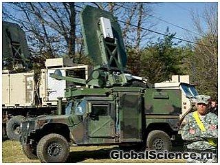 Американские военные представили несмертельное тепловое оружие