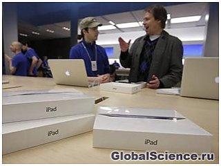 Производство iPad обходится все дороже