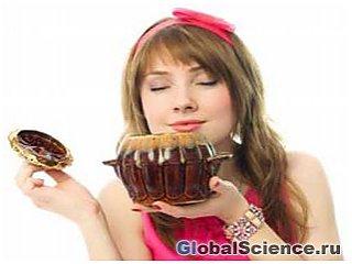 Запах пищи влияет на количество ее потребления