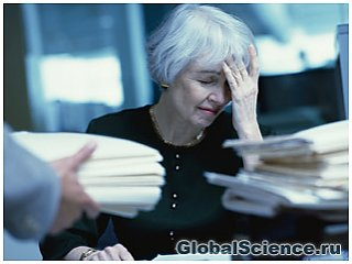 Хронический стресс может стать причиной болезни Альцгеймера