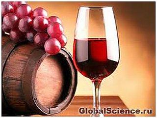 Красное вино и фрукты препятствуют ожирению