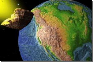 1,2 миллиарда лет назад на Шотландию упал огромный метеорит