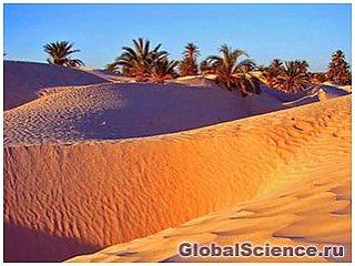 Ученые обозначили водные запасы Сахары на карте