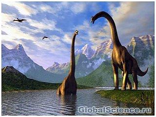 Динозавры вымерли не из-за падения метеорита