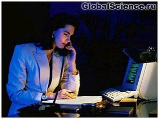 Робота в нічний час небезпечна для здоров'я жінок