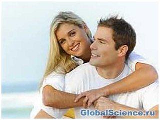 Прикосновения увеличивают температуру тела у женщин
