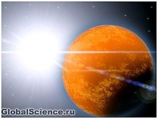 Далёкая планета исчезает прямо на глазах
