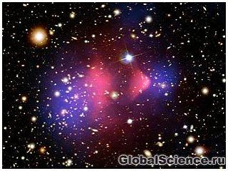 Ученые обнаружили темную материю на краю Вселенной