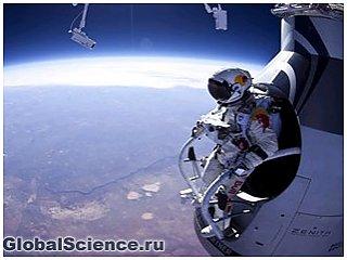 Прыжок с высоты в 29 километров поможет в создании систем аварийного спасения в космосе