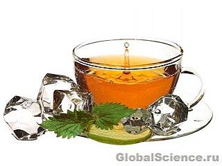 Холодный чай летом опасен для почек