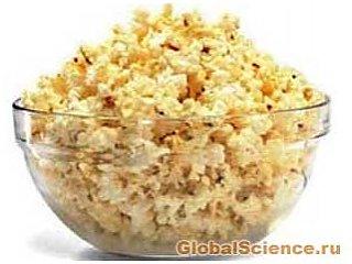Попкорн провоцирует болезнь Альцгеймера