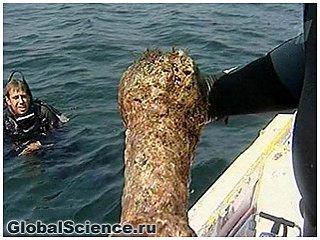 Учёные обнаружили на дне чёрного моря корабль, которому 13 веков