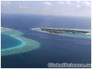 В Тихом океане обнаружен дрейфующей остров из пемзы