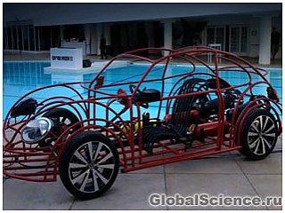 Volkswagen разработал модель подводного автомобиля