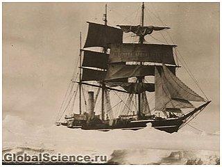 Легендарний корабель «TerraNova» Роберта Скотта був виявлений в Гренландії