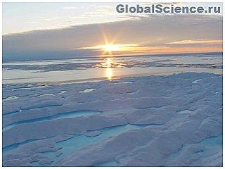Российские ученые открыли в Арктике места с огромными выбросами метана