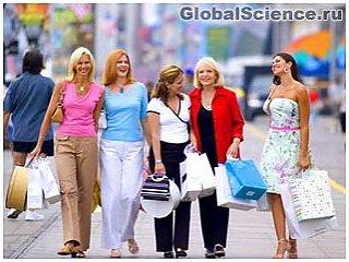 Лучший отдых для женщин - шопинг