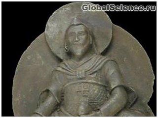 Буддистский 'Железный человек' обнаруженный нацистами прилетел из космоса