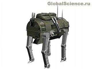 Учеными разработана механическая лошадь