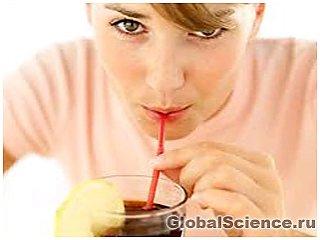 Газированные напитки провоцируют инсульт