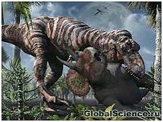 Тираннозавры отрывали головы своим жертвам