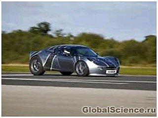 Новый мировой рекорд скорости установлен электромобилем Nemesis