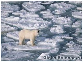Арктика потеряла рекордное количество льда