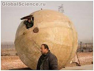 Китайский фермер создал необычное убежище на случай Апокалипсиса