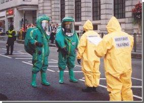 Ученые разработали новый метод защиты от химического оружия