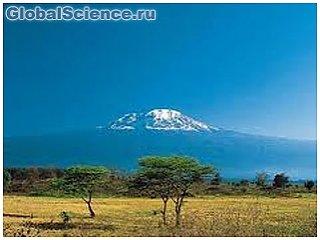 Вулканы просыпаются от глобального потепления
