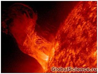 Мощные взрывы на Солнце были зафиксированы НАСА в канун Нового года
