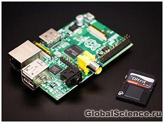 Количество проданных Raspberry Pi приближается к отметке в 1 миллион