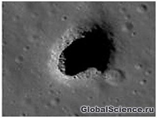 Гигантские дыры на Луне – место для инопланетной базы
