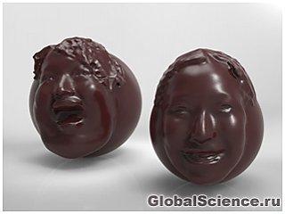 Шоколадная миниатюра любимого человека – лучший подарок ко Дню всех влюбленных