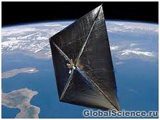 """В будущем году НАСА запустит самый большой за всю историю """"солнечный парусник"""""""