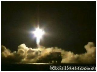 Российская ракета-носитель упала в Тихий океан