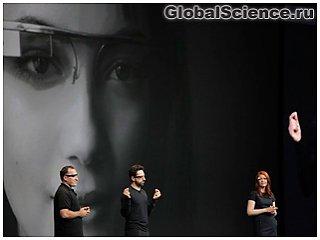 Окуляри доповненої реальності від Google будуть передавати звук за допомогою вібрації кісток