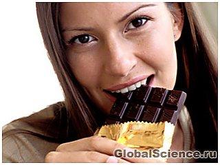 Шоколад поднимает настроение и наполняет энергией