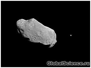 НАСА опубликовало снимки астероида 2012 DA14