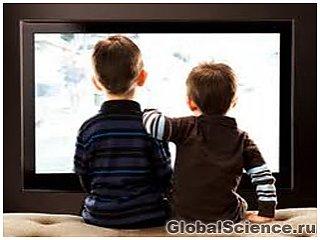 Обнаружена связь между просмотром ТВ в детстве и антисоциальным поведением в зрелом возрасте