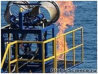 Японцы первыми в мире извлекли газ из гидрата метана