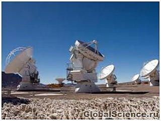Найбільший радіотелескоп ALMA запущений в роботу в Чилі