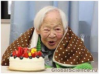 Японка Мисао Окава стала рекордсменом среди женщин-долгожителей